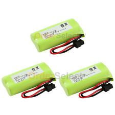 3 NEW OEM BG0024 BG024 Cordless Home Phone Rechargeable Replacement Battery Pack