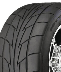 New NITTO TYRES 275/50R15 NT555R DRAG SEMI SLICK COMPETITION 2755015 275/50R