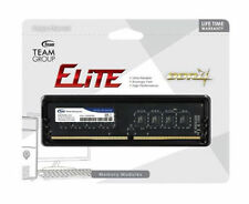 Team Elite 8gb Ddr4 2400 MHz Memory High Performance RAM for Desktop Pc4 19200