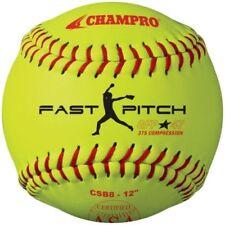 Balles de baseball et softball