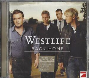 WESTLIFE / BACK HOME * NEW CD 2007 * NEU *