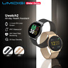 UMIDIGI Uwatch2 Smart Wristwatch For Andriod,IOS 1.33' Full Touch Screen IP67 25