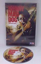 DVD Johnny Mad Dog (mathieu kassovitz) VF Comme neuf