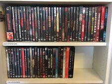 Horror DVD Sammlung (59Stk) # Texas Chainsaw Massacre, Saw, From Dusk till Dawn