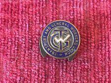 Transport & General Workers Union TGWU Enamel Lapel Badge Fattorini b7