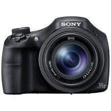 Sony HX350 20.4MP 50x Zoom 55mm Filter Built in Flash Bridge Camera - Black