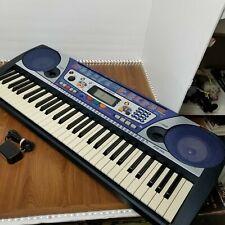 Yamaha PSR-260 Keyboard piano touch responsive 61 regular size keys stereo Works