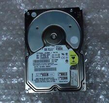 Working 1999 Western Digital Expert 41800 7200RPM IDE hard disk drive, ATA-66