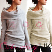 Long Sleeve Dolman Sleeve Jumpers & Cardigans for Women