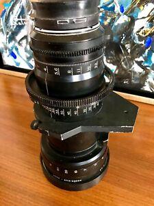 Angenieux f25-250mm 10x25 T4