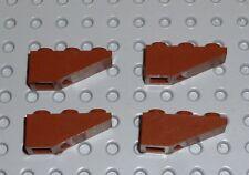 LEGO - REDDISH BROWN - SLOPE INVERTED, 33% 1 x 3 - x 4 (3665) SV15