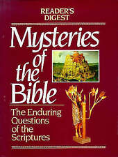 Mysteries of the Bible by Reader's Digest (Hardback)