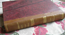 Journal des bons exemples 1ère année 1852-53 Hébrard morale catholique religion