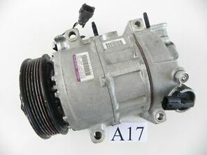 2016 DODGE CHALLENGER AC AIR CONDITIONING COMPRESSOR 447160-7114 OEM 059 #A17 A