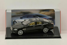 JAGUAR XJ 2010 BLACK AMETHYST IXO 50JDCAXJ 1/43 SEDAN NOIR RHD RIGHT HAND DRIVE