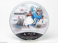 Nfl Madden 13/2013 (Disc) ~ PlayStation 3 juego ~
