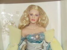 Franklin Mint Lady of the Lake Camelot Series Porcelain Doll New in Box
