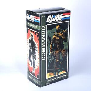 Sideshow GI Joe Snake Eyes 12 inches Brand New In Box