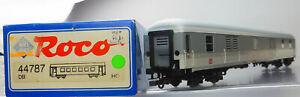 Roco 44787?; Schnellzug-Gepäckwagen DB, grau, in OVP /P573