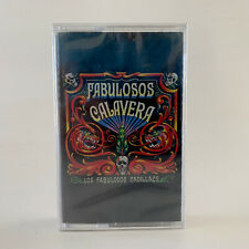Los Fabulosos Cadillacs Cassette Calavera Caifanes Heroes Soda Stereo Rare New