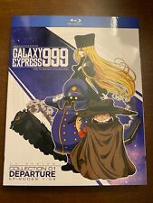 Galaxy Express 999 TV Series Part 1 Eps 1-39 Blu Ray Official Discotek Anime