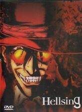 Hellsing 1-13 DVD - BEST ENGLISH