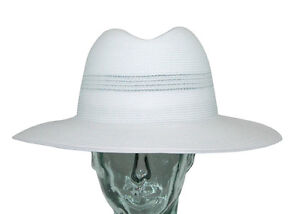 REO Mens Traveller Cricket Summer Sun Umpires Hat White Size Sml Med Lge & XLge