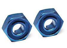 Traxxas 1654X Alu. Wheel Hubs (2) Rustler/Stampede/Slash 4X4/Rally/Grave Digger