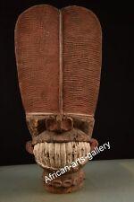 530  Große Helmmaske der Bascham Kamerun / Cameroon Afrika