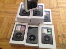 Apple iPod classic 7th Generation Grey 160GB MC297LL/A AAC WAV MP3 Player VGood