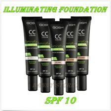 GOSH CC Cream Illuminating Foundation Moisture and Sun Protection SPF 10 30ml