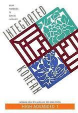 Integrated Korean 1High Advanced by Sungdai Cho, Hyo Sang Lee, Hye-Sook Wang