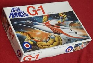 Entex Battle of the Planets Gatchaman The G-1 - 1978 - cat. 8403 - Parts Sealed!