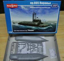 AMP Piranha, russisches U-Boot - selten rarität in 1:144