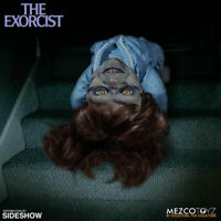 "SIDESHOW MEZCO TOYZ MEGA EXORCIST WITH SOUND 15"" - 6 HAIR RAISING PHRASES  NEW"