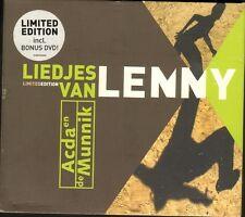 ACDA & en De MUNNIK Liedjes van Lemmy CD & DVD DIGIPACK