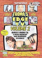 Troma's Edge TV - Vol. 2 [NEW], DVD