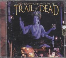 AND YOU WILL KNOW US BY THE TRAIL OF DEAD - madonna  CD