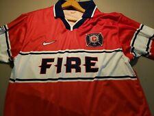Souvenir Chicago Fire soccer (football) jersey