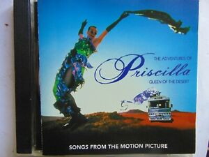 Priscilla: Queen Of The Desert - Songs From The Motion Picture - CD - FREE POST