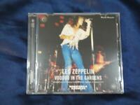 LED ZEPPELIN VOODOO IN THE GARDENS MOONCHILD RECORDS MC-0112 CD BLACK DOG