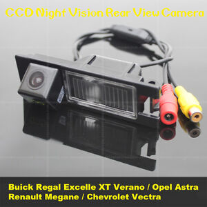 Car Rear View Camera for Chevrolet / Buick / Alfa Romeo / OPEL / Holden /Renault