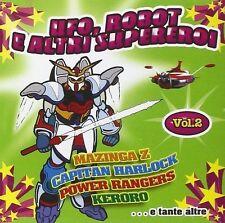 Ufo Robot E Altri Supereroi Volume 2 CD