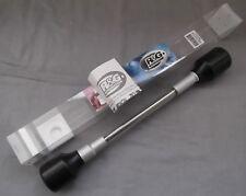 R&G Racing Crash Protectors Kit Black KTM 950 990 Super Duke Supermoto CP0154BL