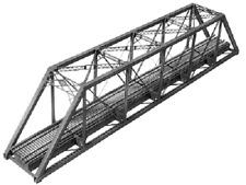 Central Valley # 1902 150' Single-Track Pratt Truss Bridge Kit  HO MIB