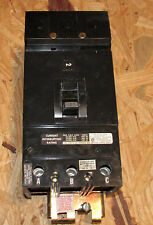 x Square D 125 Amp I-Line Circuit Breaker Kab36125 Black Face 3 Phase 600 Volt