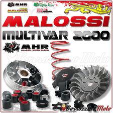 VARIATORE MALOSSI 5112800 MULTIVAR 2000 MHR PER OVER RANGE YAMAHA AEROX 50