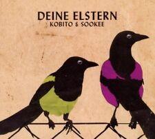 KOBITO & SOOKEE - DEINE ELSTERN  CD NEW!