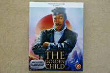 BLU-RAY THE GOLDEN CHILD  PREMIUM EXCLUSIVE EDITION NEW SEALED