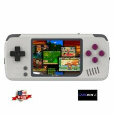 Pocketgo Bittboy Portable SNES GBA PS1 Videogame 32gb Handheld Retro Console